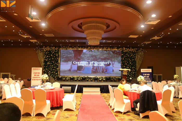 1a 8 - Tổ chức lễ ra mắt giới thiệu sản phẩm mới tại Sơn Tây giá rẻ