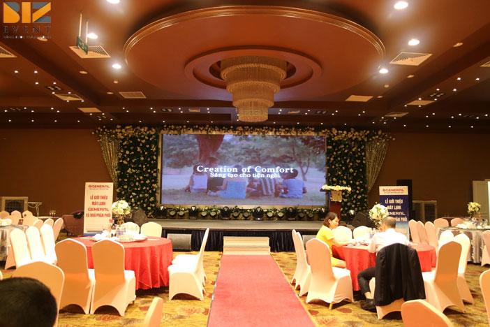 3C - Tổ chức lễ ra mắt giới thiệu sản phẩm tại Thanh Trì uy tín