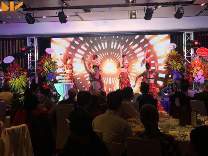 tổ chức sự kiện tại Việt Trì,