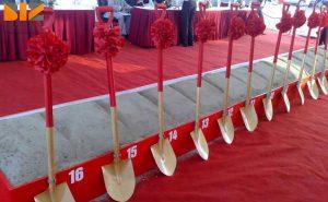 Tổ chức khởi công động thổ tại Hà Nội chuyên nghiệp