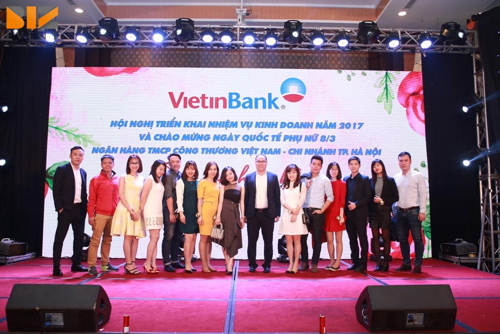 IMG 4188 - Biz Event setup sân khấu và âm thanh ánh sángcho Vietinbank