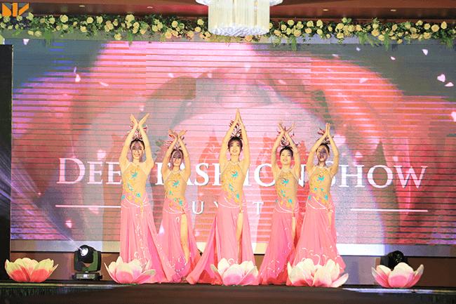 backdrop ha noi - Cho thuê sân khấu tại Hà Nội, thiết kế sân khấu nhà bạt chuyên nghiệp
