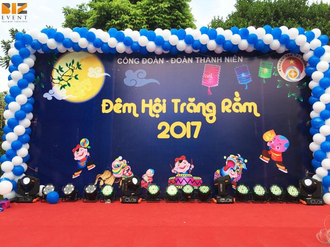 bizevent to chuc chuong trinh trung thu - Biz Event tổ chức đêm hội trăng rằm tại Sort Water Restaurant ,Tây Hồ
