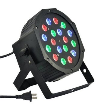 Cho thuê đèn Par led 18 bóng, đèn Par led nhuộm màu sân khấu