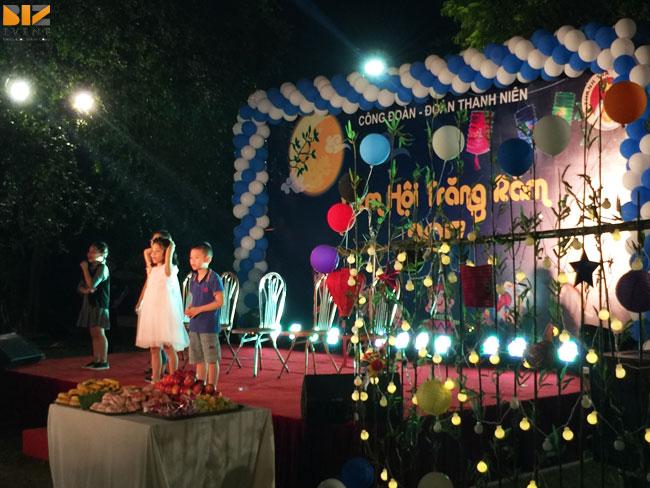 cong ty to chuc trung thu - Biz Event tổ chức đêm hội trăng rằm tại Sort Water Restaurant ,Tây Hồ