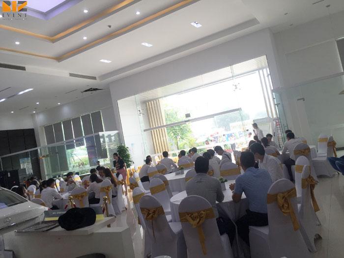 cung cap anh sang am thanh cho cac su kien - BIZ EVENT tổ chức trọn gói cho chương trình mở bán GOLDMARK CITY