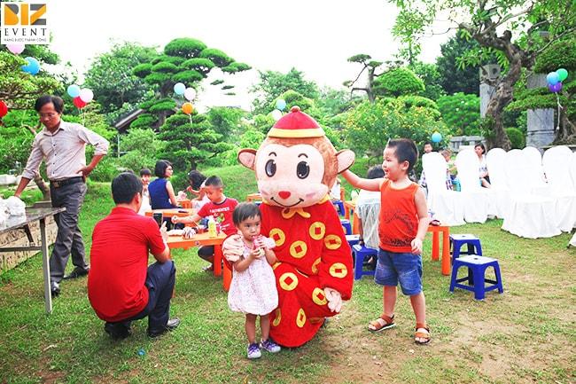 cung cap mascot min - Cho thuê nhân sự trung thu: hề vặn bóng, ảo thuật gia,… chuyên nghiệp