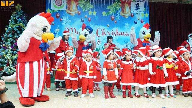 Dịch vụ tổ chức tiệc Giáng sinh Noel tại Hoàng Mai, Thanh Xuân Hà Nội