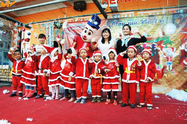 Dịch vụ tổ chức tiệc Giáng sinh Noel chuyên nghiệp tại Hoàn Kiếm Hà Nội