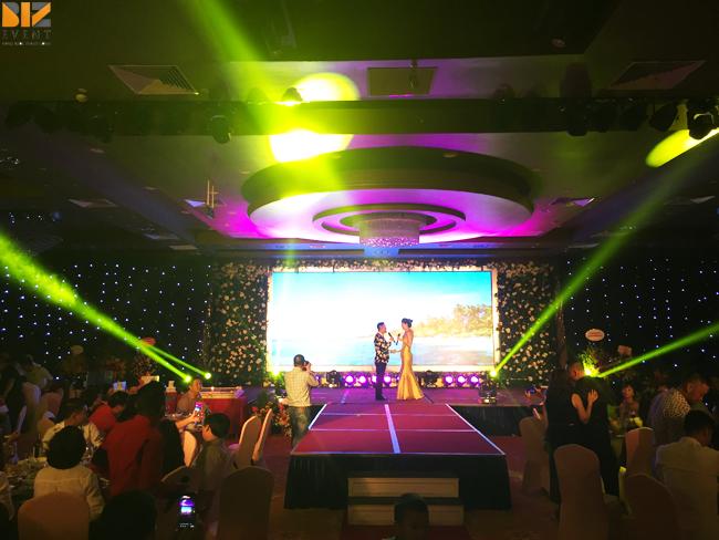 set up am thanh san khau - Biz Event set up âm thanh ánh sáng Đêm hội quyền năng phái đẹp