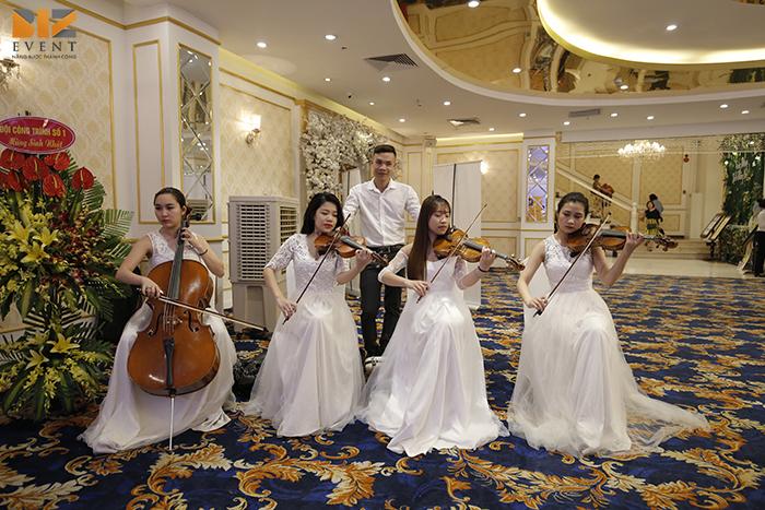 setup am thanh anh sang sinh nhat 3 tuoi xhome6 2 - Biz Event tổ chức lễ kỷ niệm thành lập công ty tại Bắc Giang
