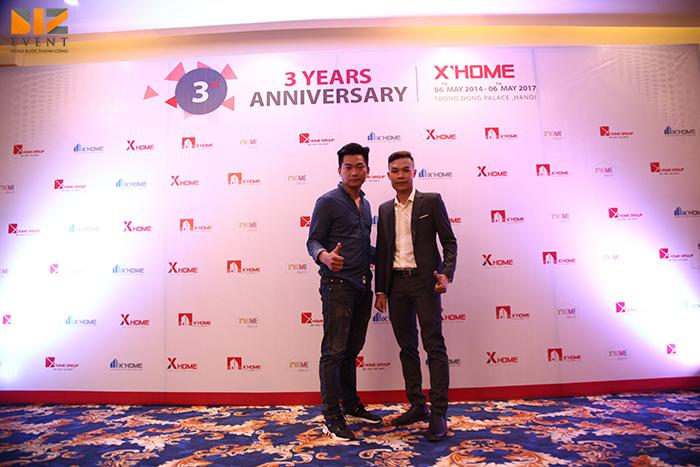 setup am thanh anh sang sinh nhat 3 tuoi xhome9 2 - Biz Event tổ chức lễ kỷ niệm thành lập công ty tại Hà Nam