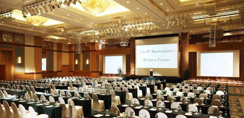 to chuc hoi nghi hoi thao khach san jw marriott seoul7 - Cho thuê hệ thống âm thanh hội nghị, hội thảo