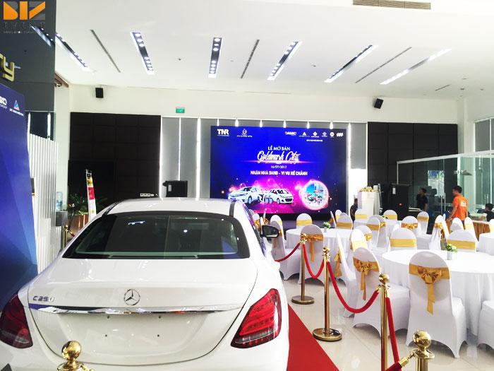 to chuc le ban goldmark city - BIZ EVENT tổ chức trọn gói cho chương trình mở bán GOLDMARK CITY