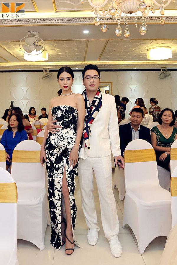 Biz Event đồng tổ chức show diễn thời trang của NTK Lê Hoàng Hải