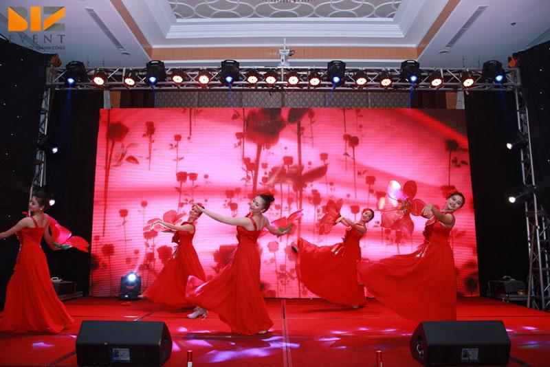 to chuc su kien chuyen ngiep - Dựng sân khấu nhà bạt nhà giàn, Cho thuê Màn LED Máy chiếu tại Thanh Hóa