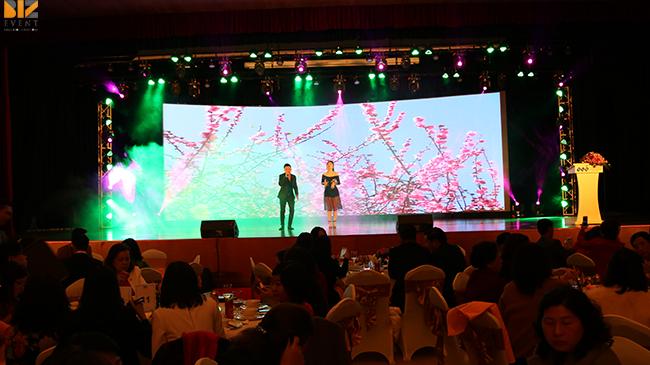to chuc tiec gala - Biz Event Set Up chương trình Vùng Tết Thủ Đô - Tập đoàn FLC