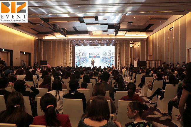 to chuc trien lam tham my han quoc 2017 - Biz Event đồng hành cùng Tổ chức triển lãm thẩm mỹ Hàn Quốc 2017 tại Hà Nội