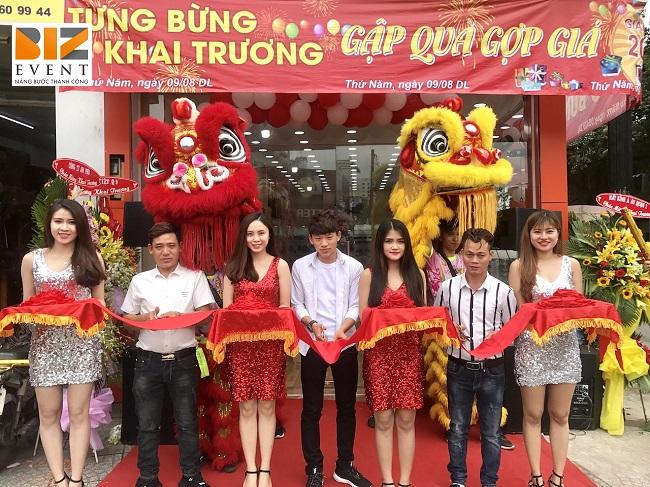 x3 - Tổ chức khai trương cửa hàng chuyên nghiệp, số 1 Việt Nam
