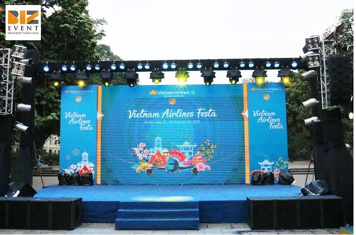 1 - Biz Event đồng hành cùng ATT Event tổ chức sự kiện Vietnam Airlines Festa