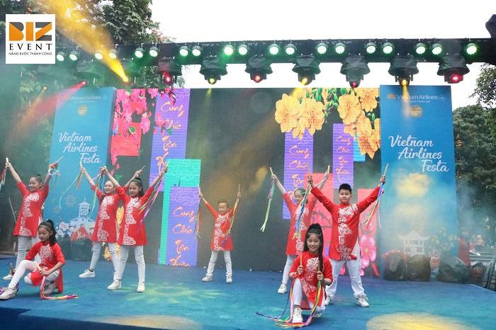 14 - Biz Event đồng hành cùng ATT Event tổ chức sự kiện Vietnam Airlines Festa