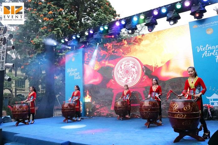 Biz Event tổ chức sự kiện Vietnam Airlines Festa 6