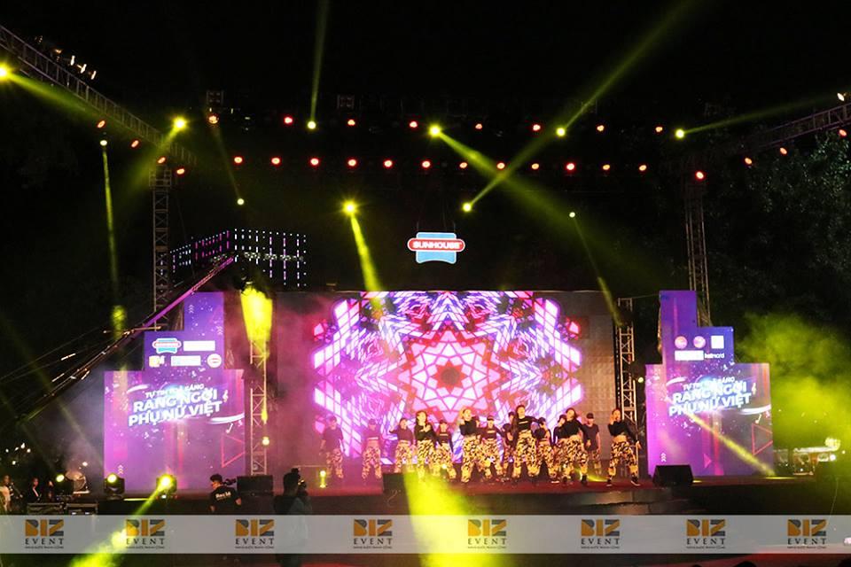 Cho thuê âm thanh ánh sáng sự kiện chuyên nghiệp  Biz Event
