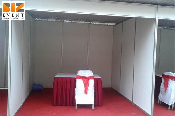 Cho thuê gian hàng hội chợ tại Hà Nội giá rẻ