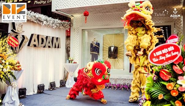to chu su kien khai truong shop thoi trang 06 - Tổ chức khai trương cửa hàng thời trang sáng tạo, tiết kiệm
