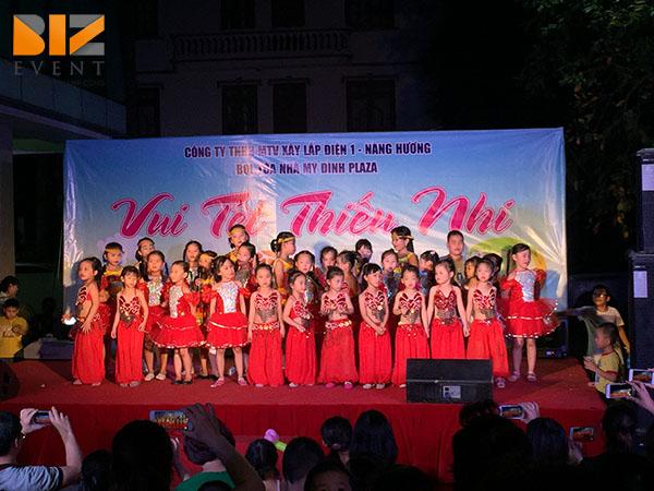 6 1 - Tổ chức Tết thiếu nhi 1/6 tại Hà Nội chuyên nghiệp