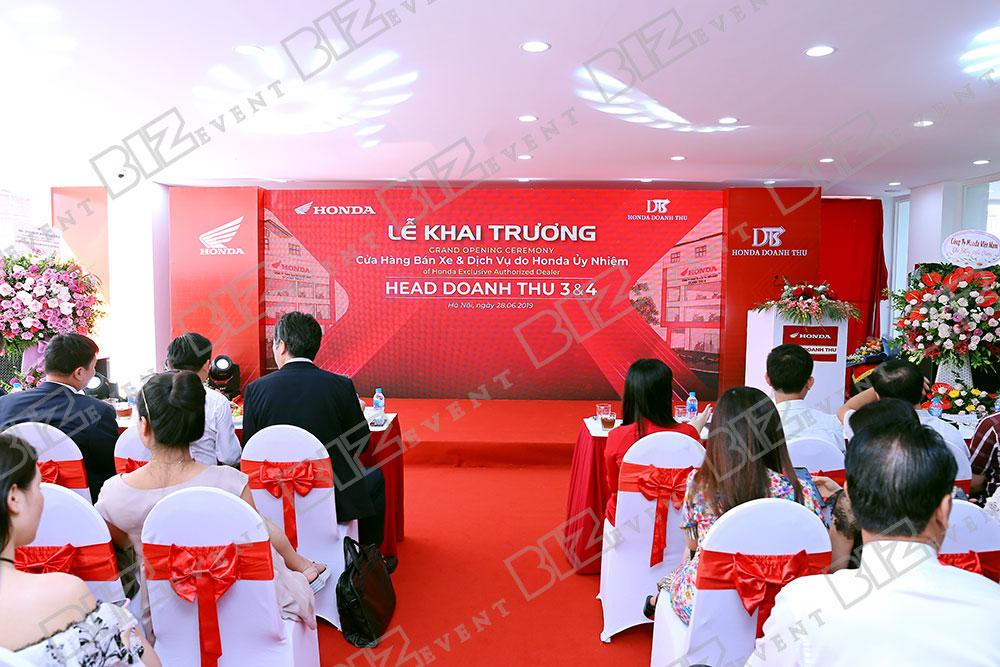 IMG 2979 - Tổ chức khai trương cửa hàng Honda Doanh thu 4