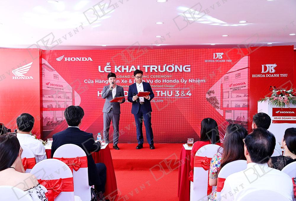 IMG 2997 - Tổ chức khai trương cửa hàng Honda Doanh thu 4