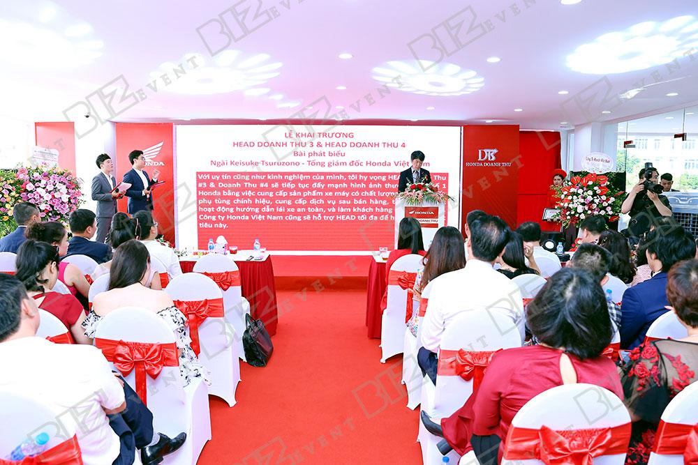 IMG 3052 - Tổ chức khai trương cửa hàng Honda Doanh thu 4