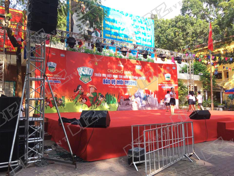 70857756 10206508119899870 8794246246400262144 n - Set up Thiết bị sự kiện Tổ chức chương trình Thiếu nhi Việt Nam tìm hiểu và tuyên truyền bảo vệ môi trường 2019