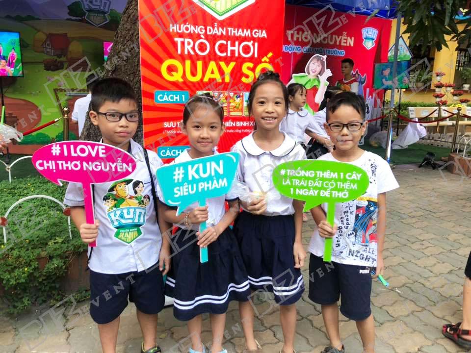 71000758 1429568717191703 5998163532443549696 n - Set up Thiết bị sự kiện Tổ chức chương trình Thiếu nhi Việt Nam tìm hiểu và tuyên truyền bảo vệ môi trường 2019