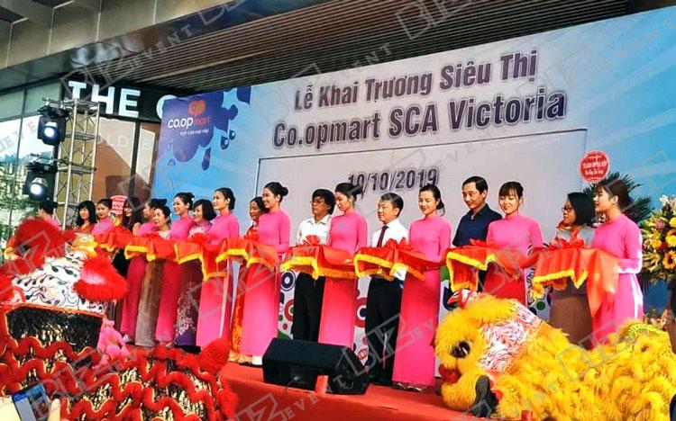 coopmart 1570702129 - Biz Event tổ chức khai trương đồng loạt 3 siêu thị Co.opmart tại Hà Nội
