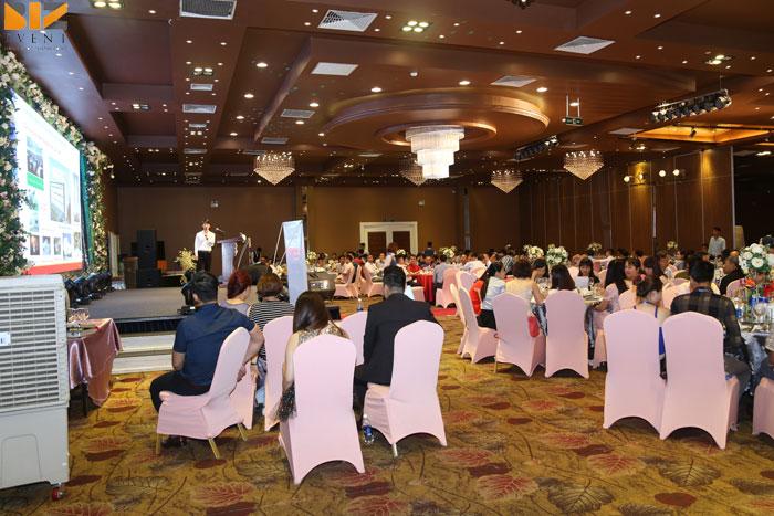Tổ chức lễ ra mắt giới thiệu sản phẩm tại Thanh Trì