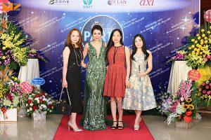 Hoa hậu Doanh nhân người Việt Thế giới 2017 tổ chức đêm tiệc Thank Party