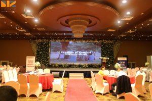 tổ chức lễ ra mắt giới thiệu sản phẩm mới tại Hoàn Kiếm