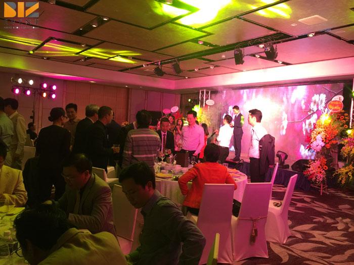 Tổ chức tiệc cuối năm tại Bắc Giang 2