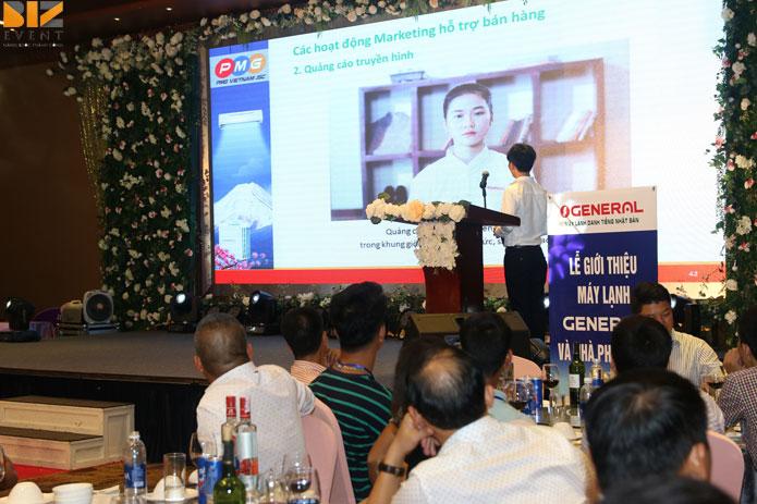 Tổ chức lễ ra mắt giới thiệu sản phẩm mới tại Gia Lâm