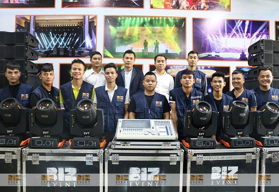 Đội ngũ nhân sự BizEvent