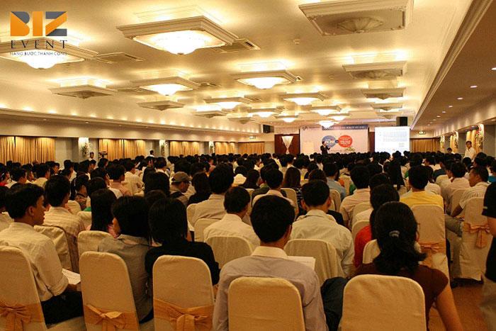 Dịch vụ tổ chức hội thảo chuyên nghiệp tại Hà Nội