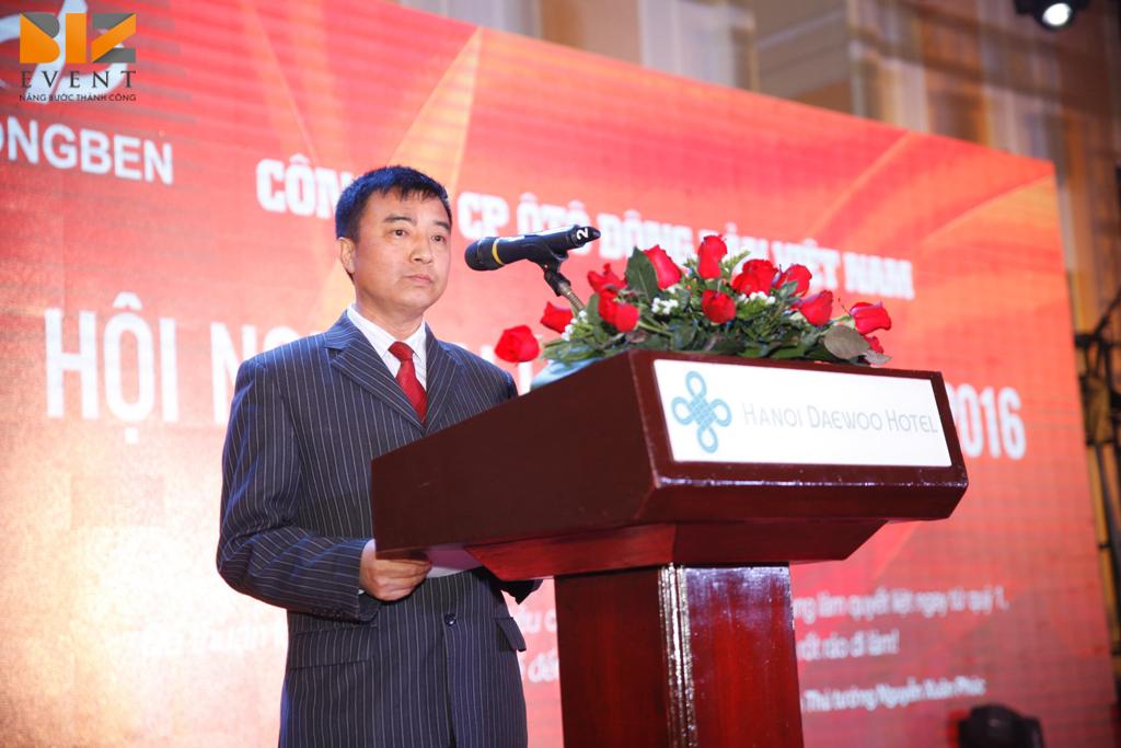 Tổ chức Hội nghị đại lý khách hàng tại Cầu giấy Hà Nội