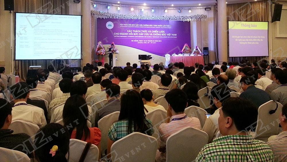 tổ chức hội nghị hội thảo tại hà nội