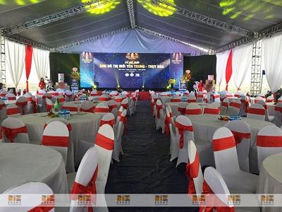 biz event tổ chức lễ ra mắt sản phẩm 1