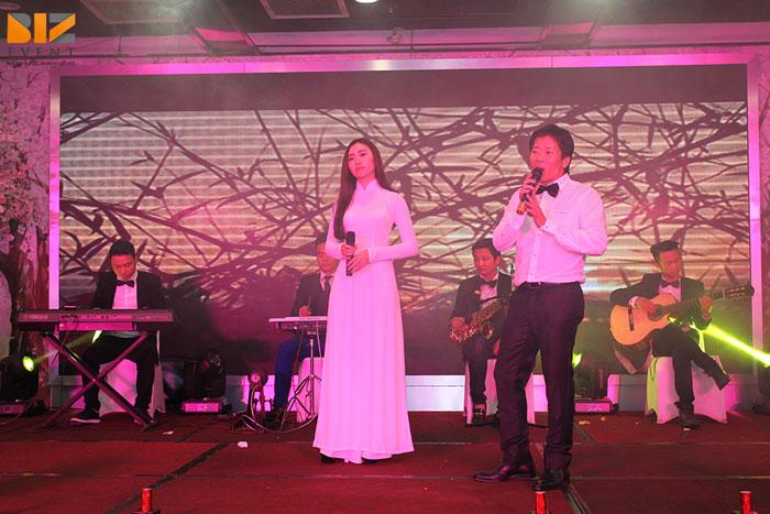 Tổ chức tiệc cuối năm tại Bắc Giang 1