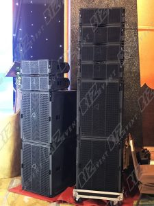 loa line array