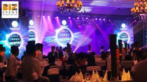 Tổ chức gala dinner trọn gói tại hà nội