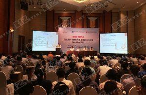 dịch vụ tổ chức hội nghị hội thảo